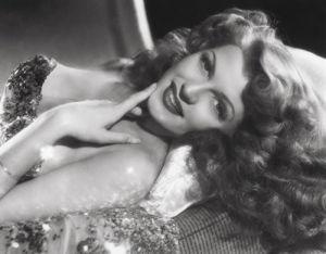 Rita Hayworth, 1942 by George Hurrell