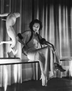 Dorothy Jordan, 1932 by George Hurrell