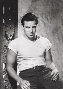 Marlon Brando, 1951 by John Engstead
