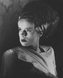 Bride Of Frankenstein, 1935 by Roman Freulich