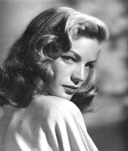 Lauren Bacall, 1946 by Scotty Welbourne