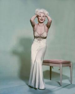 Mamie Van Doren, 1959 by Virgil Apger