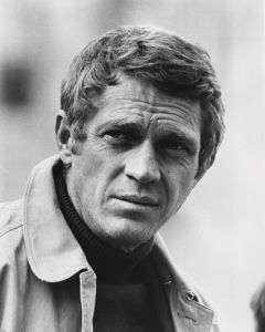 Steve McQueen, 1968 by Anonymous