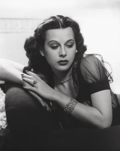 Hedy Lamarr, 1939 by Anonymous