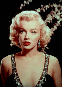 Marilyn Monroe by Anonymous