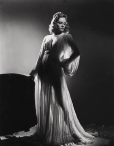Alexis Smith, 1940 by Anonymous