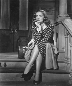 Lizabeth Scott, 1946 by Anonymous