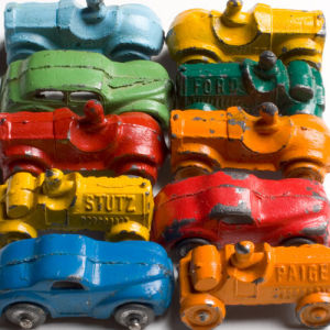 Cars by Deborah Schenck