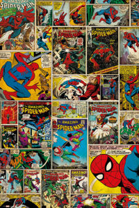 Spiderman - Comics by Marvel Comics