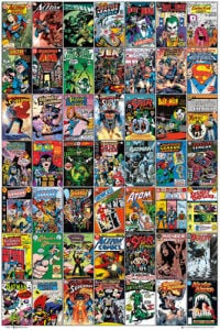 DC Comics - Comic Covers by DC Comics