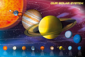 Our Solar System by Anonymous
