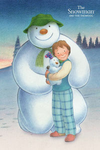 The Snowman and the Snowdog - Trio by Snowman Enterprises