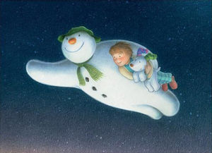 The Snowman and the Snowdog - Flying by Snowman Enterprises