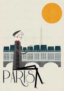 Paris by Blanca Gomez