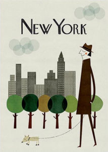 New York by Blanca Gomez