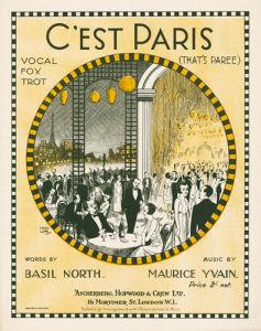 C'est Paris by Anonymous