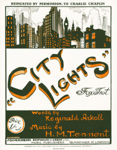 City Lights by Anonymous