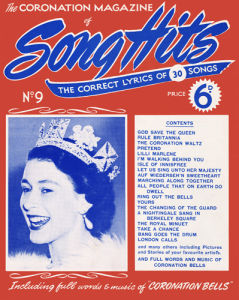 Coronation Magazine of Song Hits by Anonymous