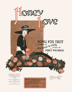 Honey Love by Anonymous