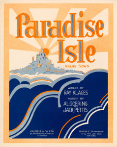 Paradise Isle by Anonymous