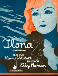 Ilona by Anonymous