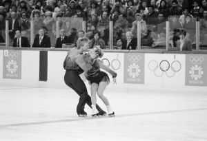 Torvill and Dean by Anonymous