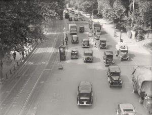 The Embankment c.1939 by Anonymous