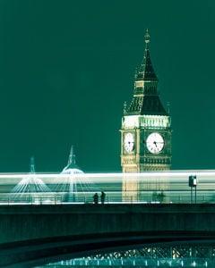 Big Ben Night by Keri Bevan