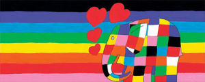 Elmer Rainbow by David McKee
