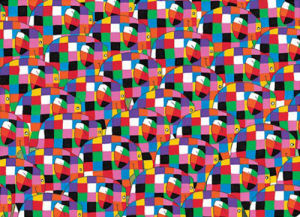 Elmer Pattern by David McKee