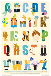 Disney - Alphabet by Disney