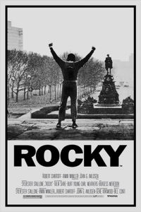 Rocky I by Cinema Greats