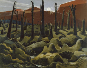 We are Making a New World by Paul Nash