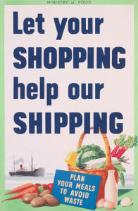 Let your Shopping Help Our Shipping by Anonymous