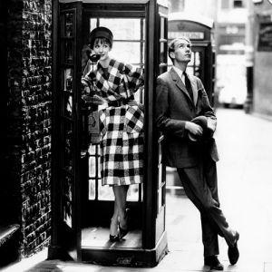 Vogue November 1959 by Don Honeyman