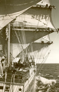 Under Full Sail by Anonymous