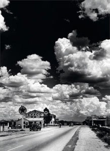 Route 66, Arizona by Andreas Feininger