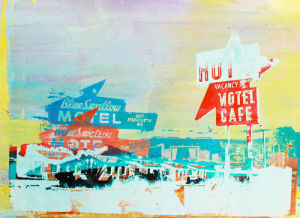 Route 66 by Adeline Meilliez