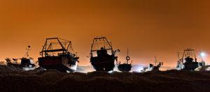 Trawlers by David Purdie