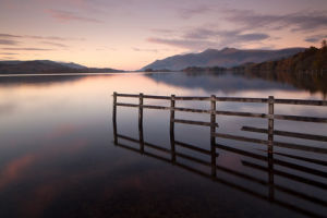 Lakeland Dusk by Doug Chinnery
