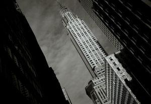 Chrysler Building II by Carl Lyttle