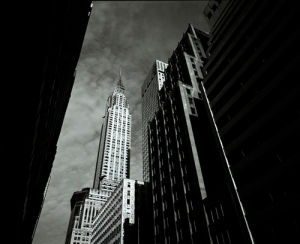 Chrysler Building III by Carl Lyttle