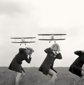 Rothmans Biplanes by Anonymous