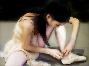 Tamara Rojo by Henry Reichhold