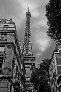Iron Lady of Paris by Julian Elliott