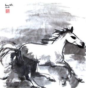 Natural III by Luru Wei