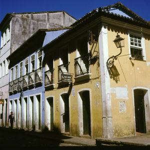 Houses in Salvador by Stephanie Colasanti