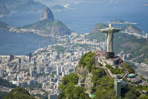 Christ the Redeemer by Mike Theiss
