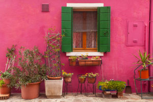 Colorato Burano II by Julian Elliott