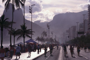 Ipanema Beach by LOOK